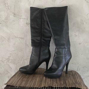 "Knee High 4.5"" heeled Monaco Boots by Worthington"